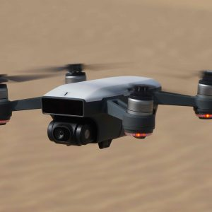 Aerial Filming Quadcopters